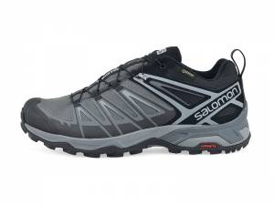 SALOMON  X ULTRA 3 GTX BK/MAGNET/QUIET SHAD (398672)
