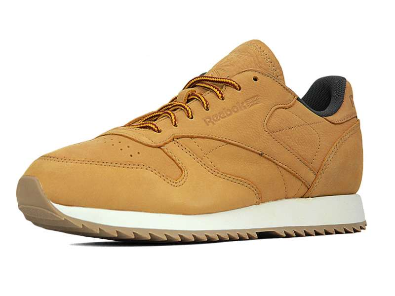 0b4108f8f1293 REEBOK CL LEATHER RIPPLE WP (BS5204) - ΑΝΔΡΙΚΑ ΠΑΠΟΥΤΣΙΑ SNEAKERS ...