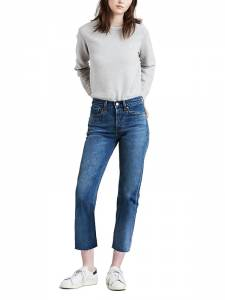 LEVI'S WEDGIE STRAIGHT LOVE TRIANGLE (34964-0012)