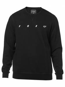 FOX MAXIS CREW FLEECE (22037-001)