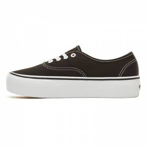 VANS UA AUTHENTIC PLATFOR BLACK (VN0A3AV8BLK1)