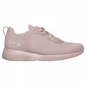 SKECHERS BOBS SPORT SQUAD - TOUGH TALK (32504-PNK)