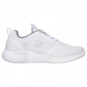 SKECHERS BOUNDER (52504-WHT)