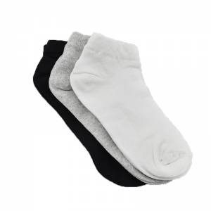 JET BLACK SOCKS 5 PACK (C37511PACK)